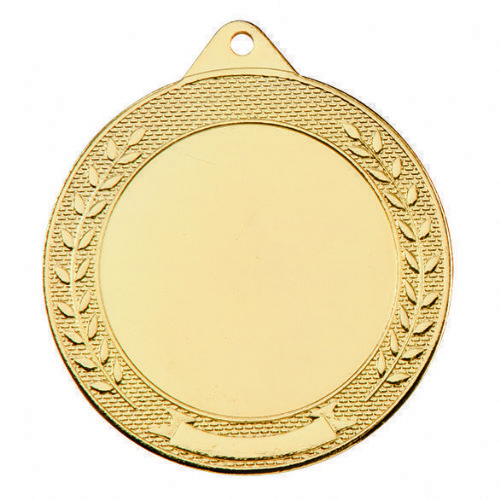 Valour Medal Gold 70mm